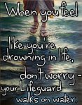 Jesus is My Lifeguard!