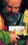100px-Dürer-Petrus